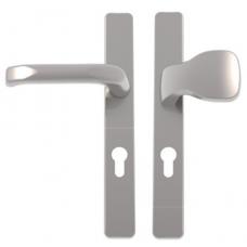 Vienpusēji fiksēts durvju rokturis